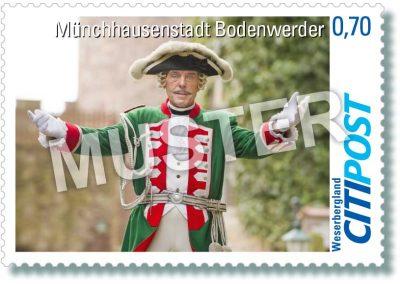 CITIPost Weserbergland - Münchhausen 2019 - Einzelmarke